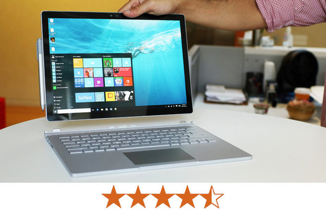 Microsoft Surface Book Review: Is It Good for Business?