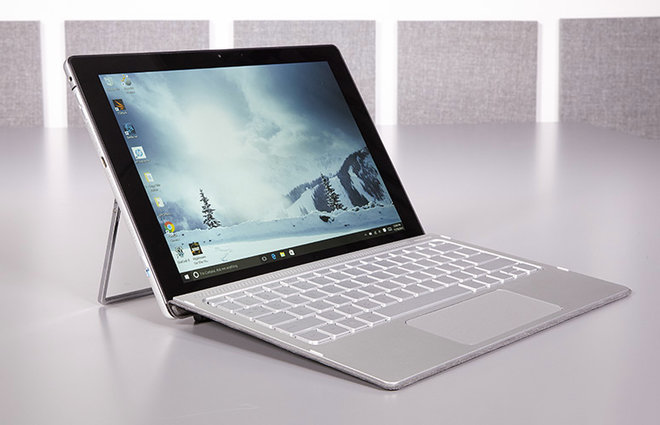 HP Spectre X2, business tablets