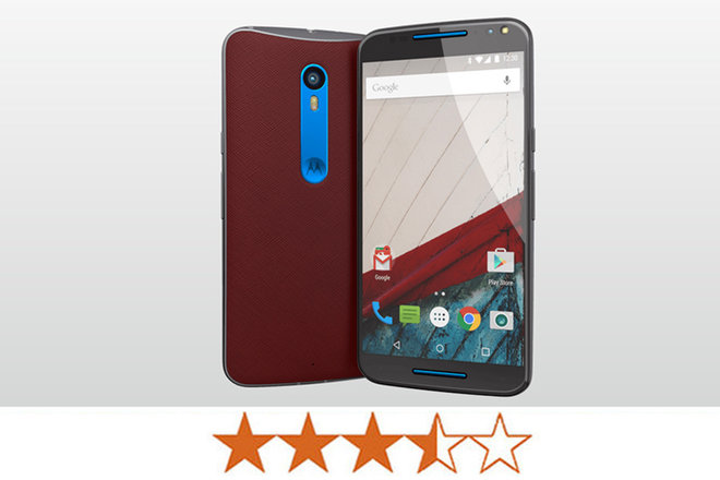 Moto X Pure Edition, business smartphones