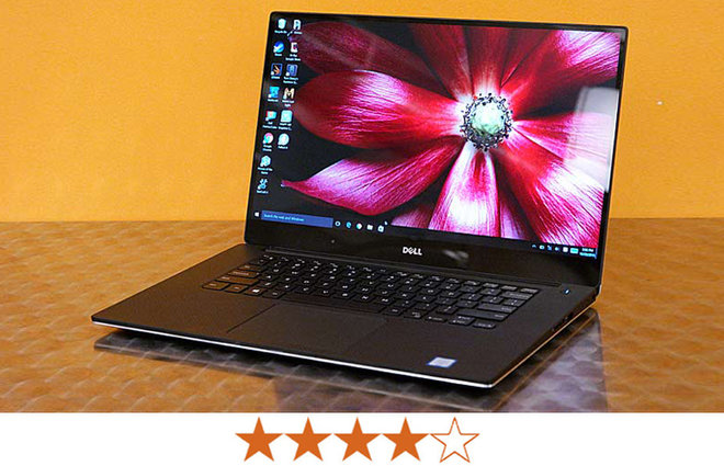 Dell XPS 15 Infinity Display, business laptops