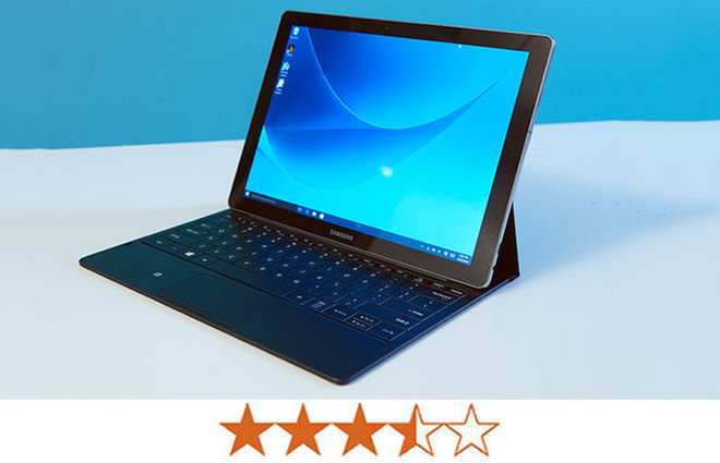 Samsung Galaxy TabPro S, business tablets