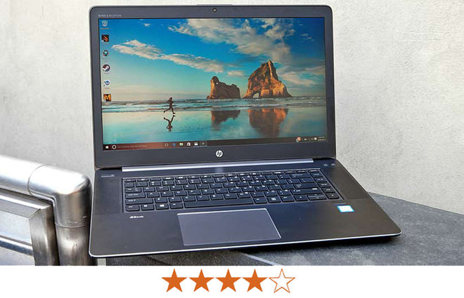 HP ZBook Studio G3, business laptops