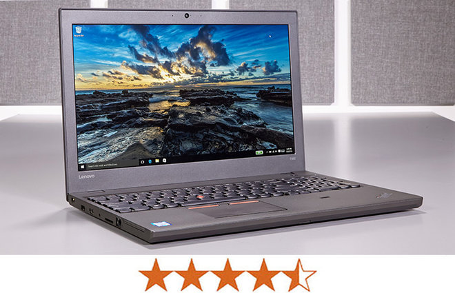 Lenovo ThinkPad T560, business laptops