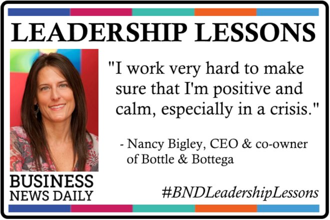 Leadership Lessons: Stay Positive and Calm During a Crisis
