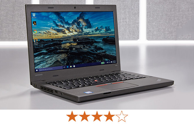 Lenovo ThinkPad T460, business laptops