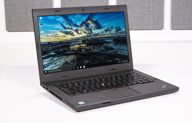 Lenovo ThinkPad T460p, business laptops
