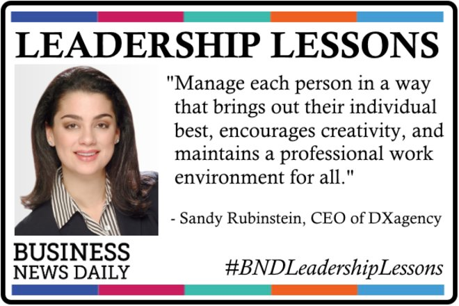 Leadership Lessons: Bring Out Everyone's Individual Best