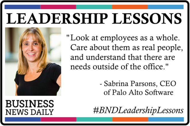 Leadership Lessons: Treat Your Employees as People First