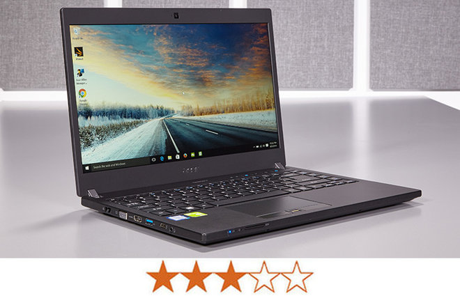 Acer TravelMate P648, business laptops
