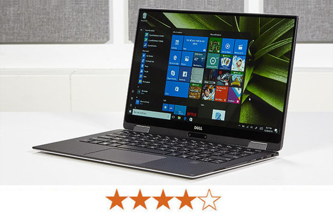 Dell XPS 13 2017 2-in-1