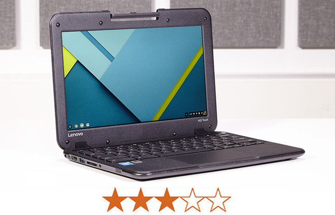 Lenovo N22 Chromebook Touch, business laptops
