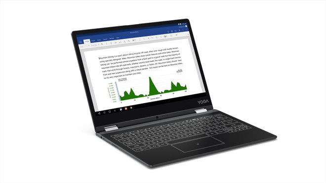 Lenovo Yoga A12 Android Tablet, business tablets