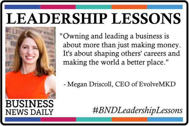 Leadership Lessons: Shape People's Careers and Make the World Better