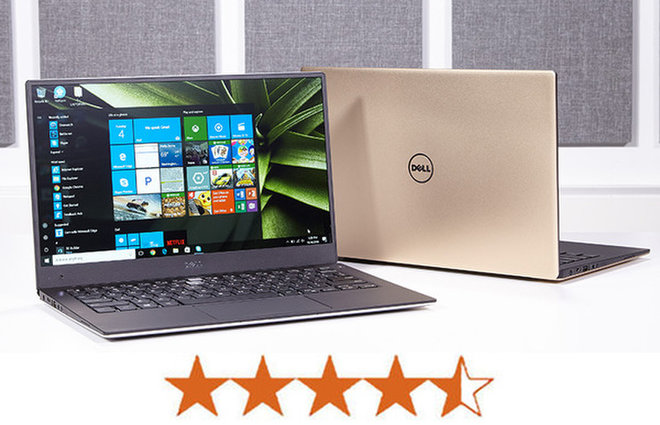 dell xps 13 2017, business laptops