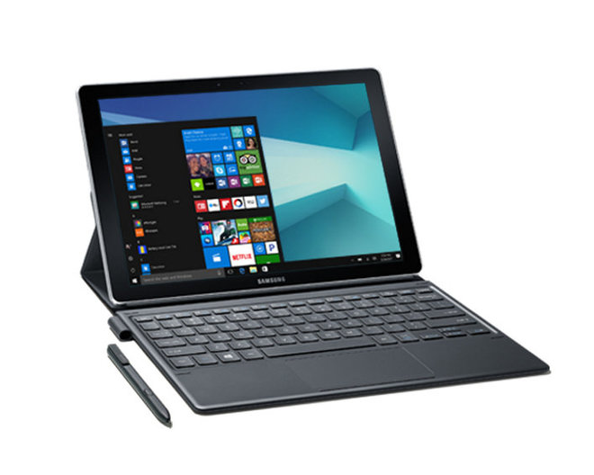 Samsung Galaxy Book, business tablets