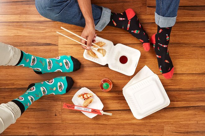 Colorful Socks from South Korea Inspired This Fun Apparel Brand