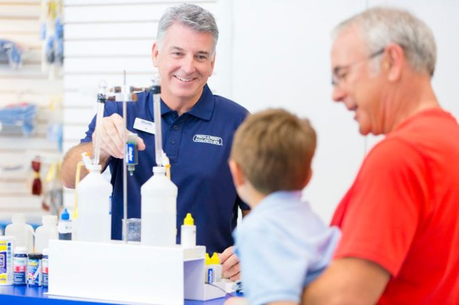 An Accidental Overstock Launched My Family's Pool Supply Franchise
