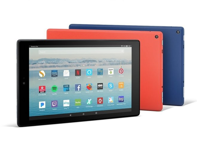 Amazon Fire HD 10 (2017): Why It's Good for Business