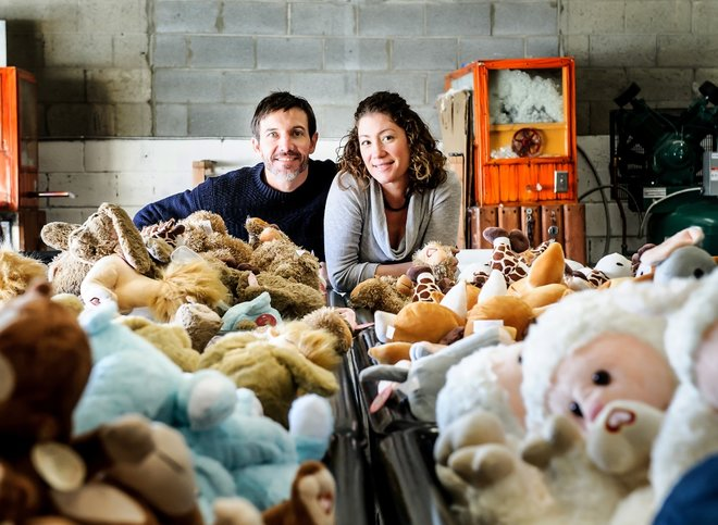 How One Ultrasound Inspired a Successful Stuffed Animal Business