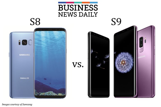 Samsung Galaxy S8 vs. S9: Should Your Business Upgrade?