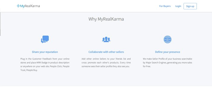 MyRealKarma screenshot